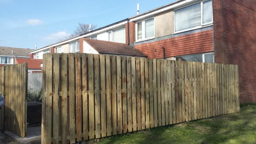Timber Fencing Triad Steel Security Solutions