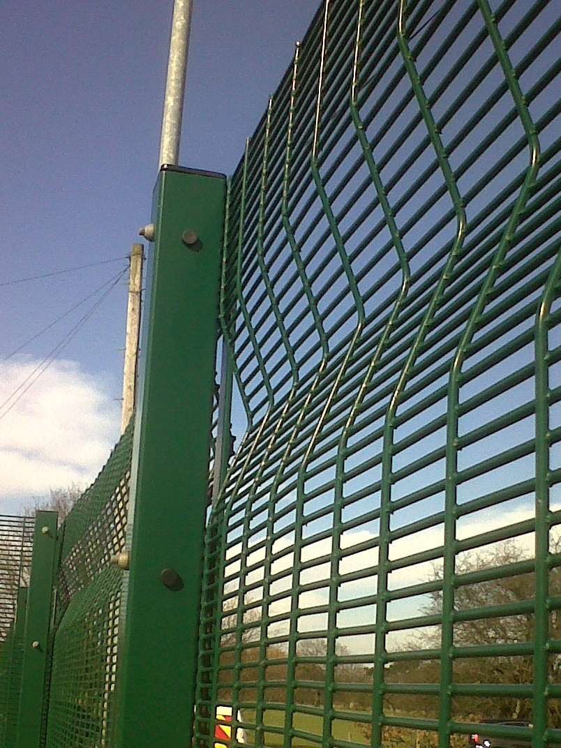 Mesh Fencing Triad Steel Security Solutions