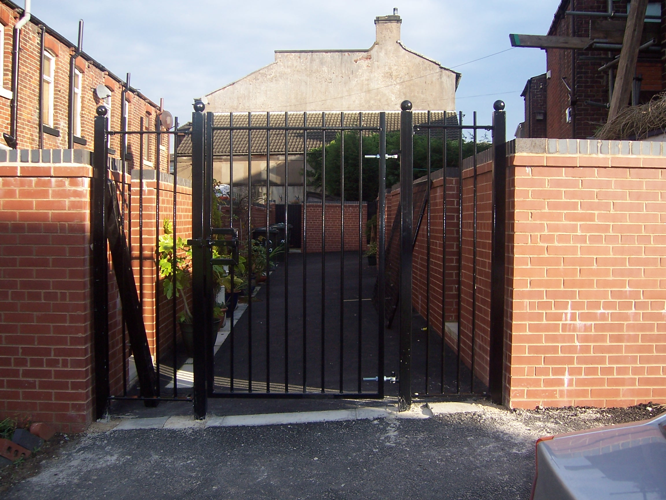Standard Gates Triad Steel Security Solutions