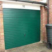 Garage Door up& over