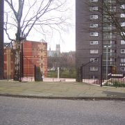 Town Flats Fencing 002