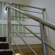 Stainless balustrade